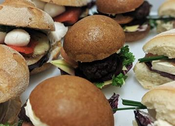 Bread Roll Sliders