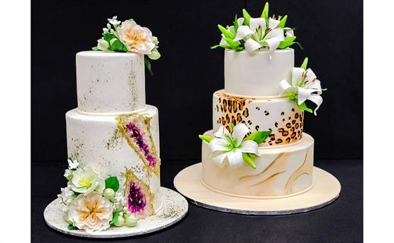 Cake decorating intensive – 5 day intermediate image 2