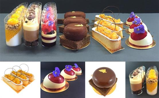 Small Patisserie Creations